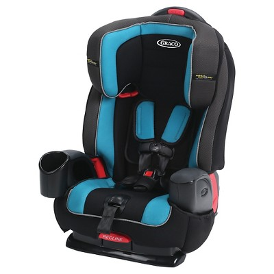 Graco Nautilus 3-in-1 Car Seat with Safety Surround Protection - Pratt