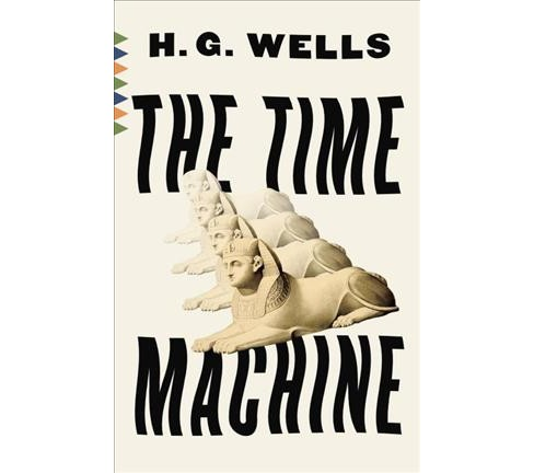 Time Machine (Paperback) (H. G. Wells) - image 1 of 1
