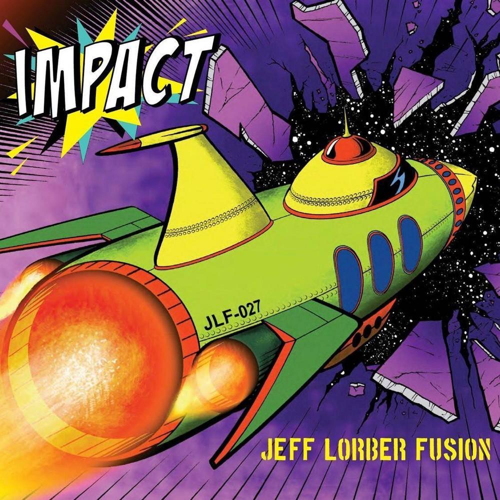 Jeff Fusion Lorber Impact Cd
