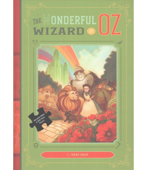 Wonderful Wizard of Oz (Paperback) (L. Frank Baum) - image 1 of 1