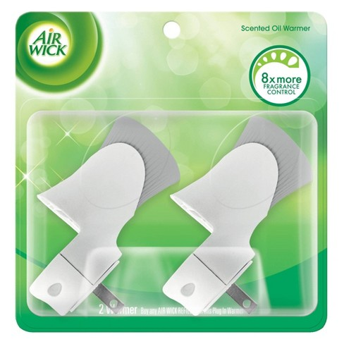 Air Wick Scented Oil Air Freshener Warmer - 2ct - image 1 of 4