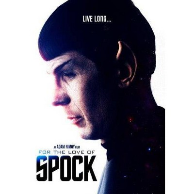 For the Love of Spock (DVD)(2016)