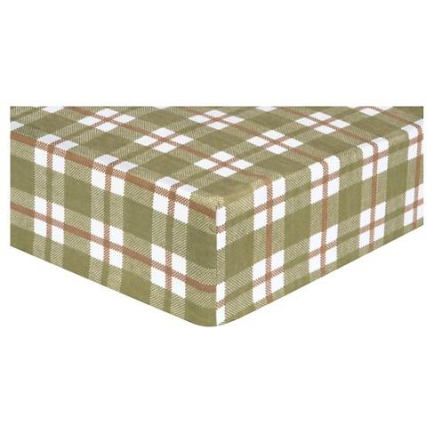 Trend Lab Deer Lodge Crib Sheet Target
