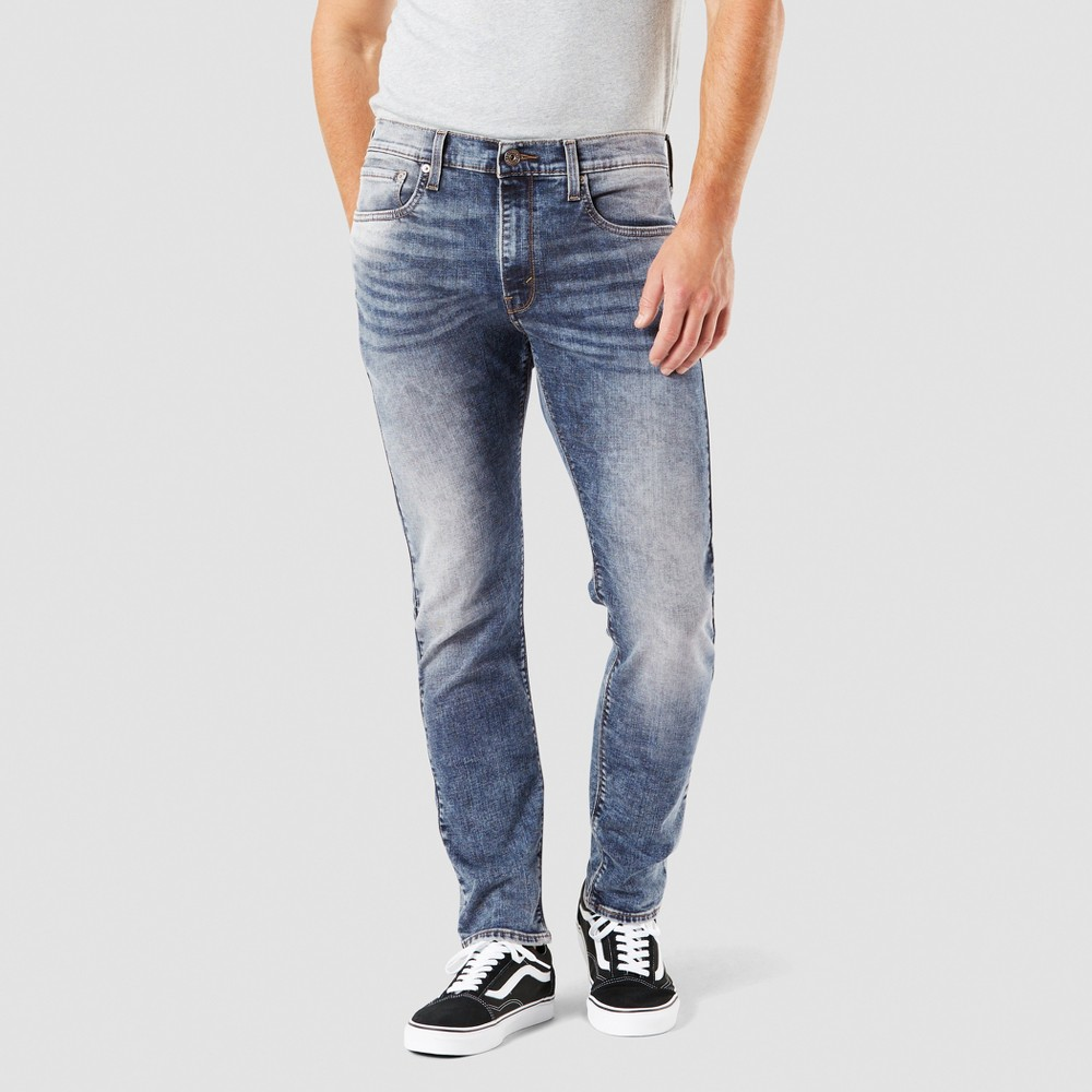 Denizen from Levi's Men's 286 Slim Tapered Fit Jeans - Torque 33x32