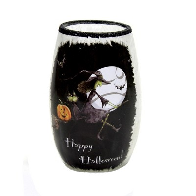 "Stony Creek 5.0"" Halloween Pre-Lit Small Vase Electric Spooky  -  Novelty Sculpture Lights"