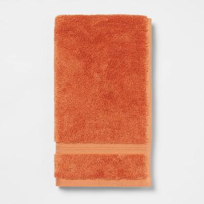 Antimicrobial Hand Towel Orange - Total Fresh