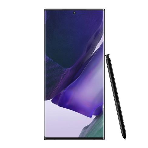 Total Wireless Samsung Galaxy Note20 Ultra 5G (128GB) Prepaid Smartphone - Black - image 1 of 4