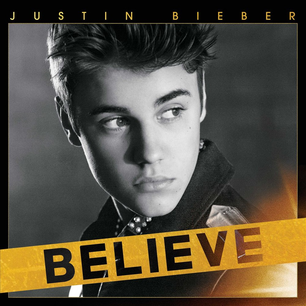 Justin Bieber - Believe (Vinyl)