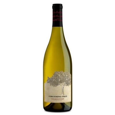 The Dreaming Tree Chardonnay White Wine - 750ml Bottle