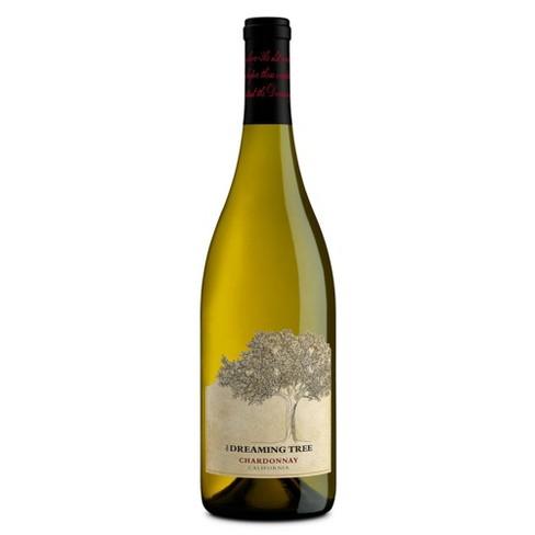 Dreaming Tree Chardonnay White Wine - 750ml Bottle - image 1 of 3