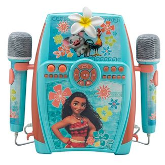 Disney Moana Digital Recording Studio