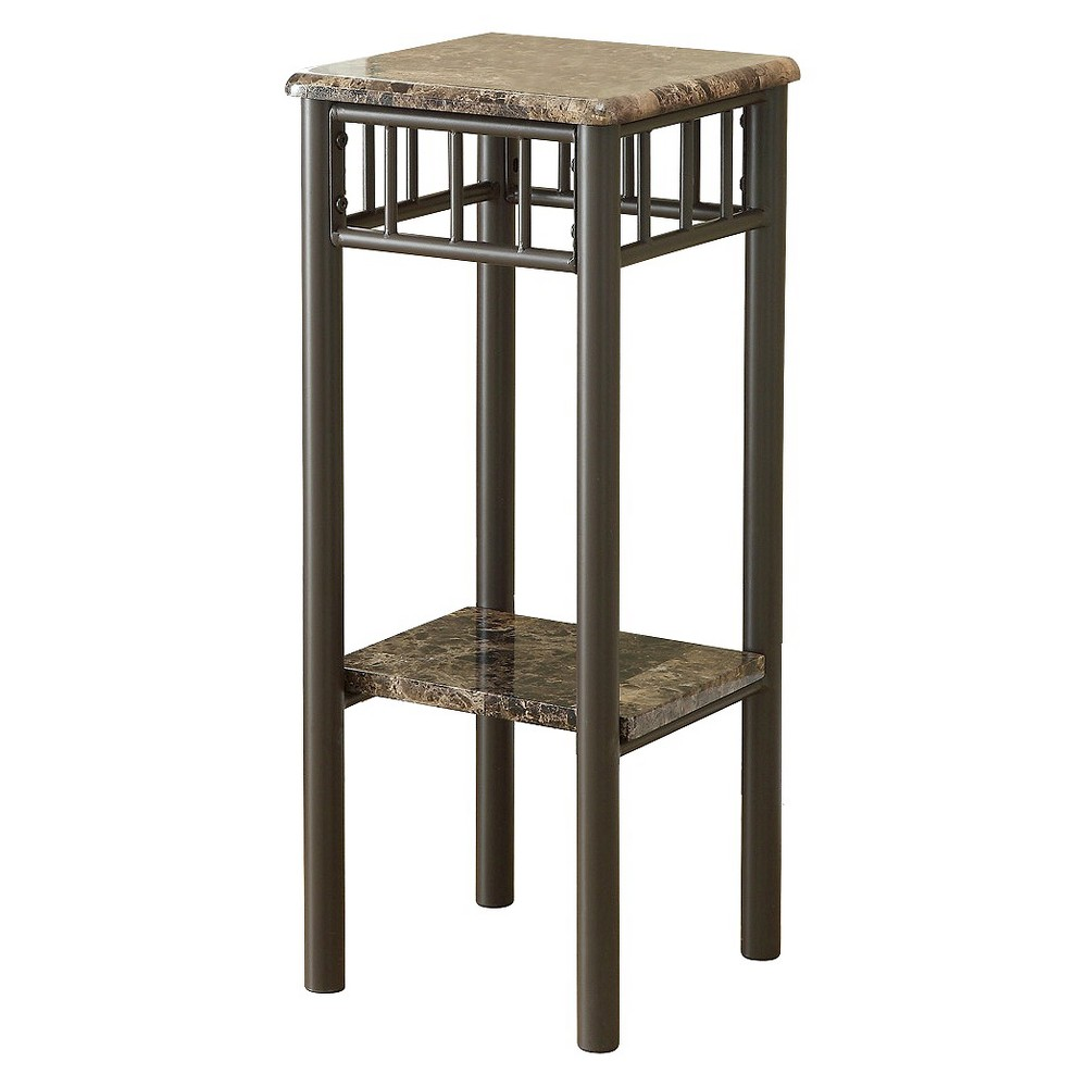 Cheap End Table - Bronze - EveryRoom
