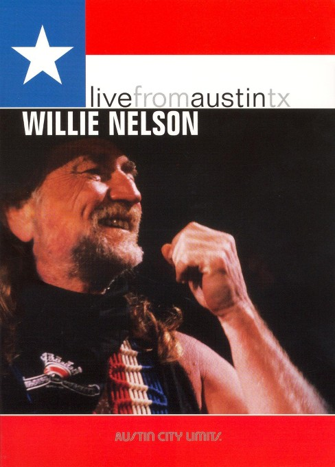 Live from austin texas (DVD) - image 1 of 1