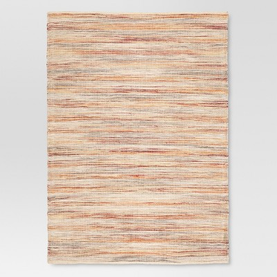 5'x7' Woven Area Rug Natural - Threshold™