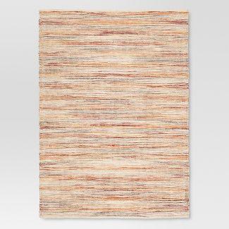 5'x7' Woven Area Rug Natural - Threshold™