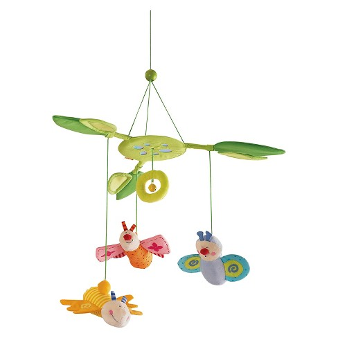 HABA Blossom Butterfly Mobile - image 1 of 1