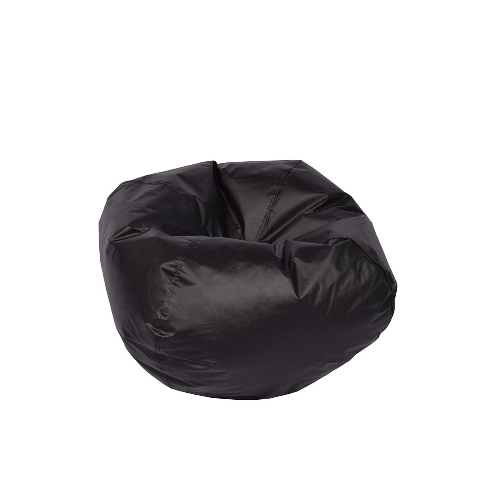 Image of Bean Bag Chair Black - Ace Bayou