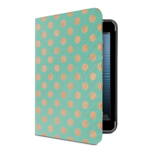 Belkin Form Fit Coverlet for iPad mini - Mint Dot - image 1 of 1