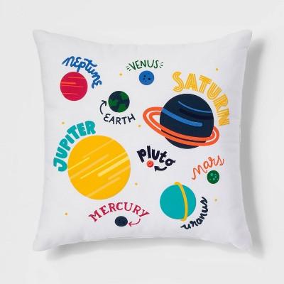 Planets Throw Pillow - Pillowfort™