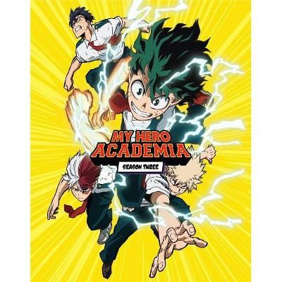 My Hero Academia: Season 3 (Blu-ray)(2020)