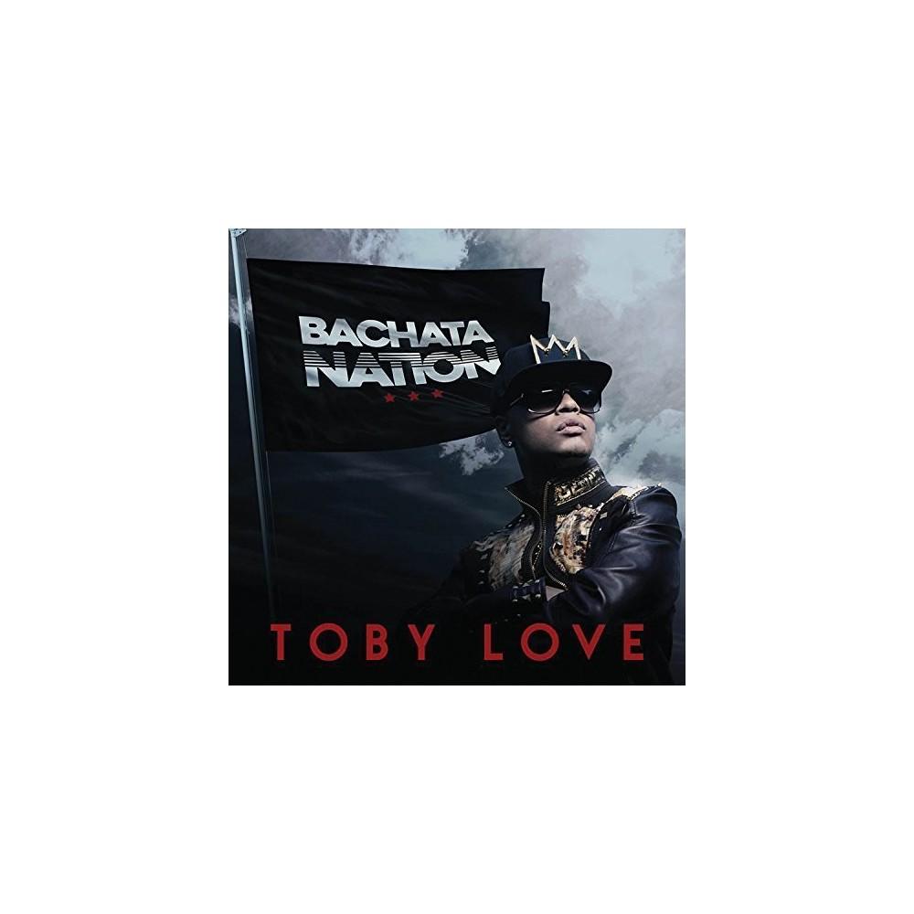 Toby Love - Bachata Nation (CD)