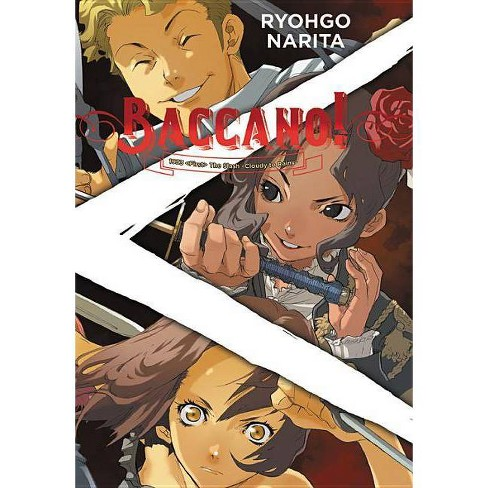 Baccano!, Vol. 6 (Light Novel) - by  Ryohgo Narita (Hardcover) - image 1 of 1