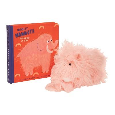 The Manhattan Toy Company Mini Mammoth Gift Set