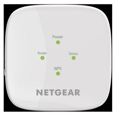 Netgear AC1200 WiFi Range Extender - White (EX6110-100NAS)