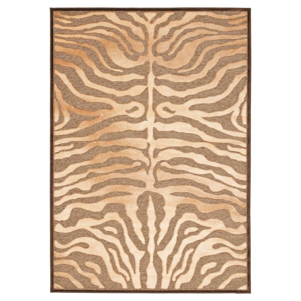 Piana Area Rug - Mocha (Brown) (8' X 11' 2) - Safavieh