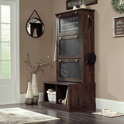 New Grange Entryway Storage Coffee Oak - Sauder