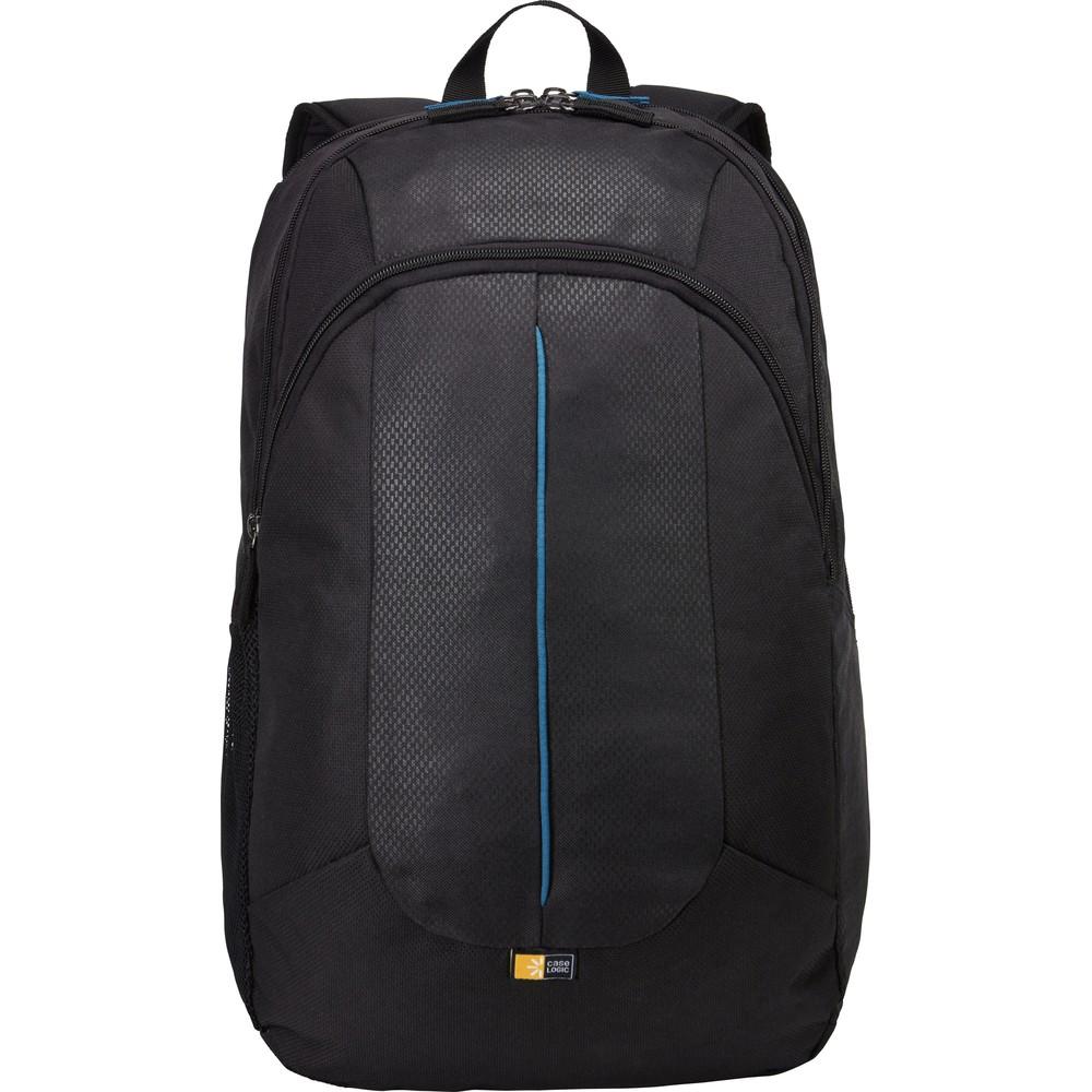 "Image of ""Case Logic 20"""" Prevailer Laptop Backpack - Black/Midnight"""