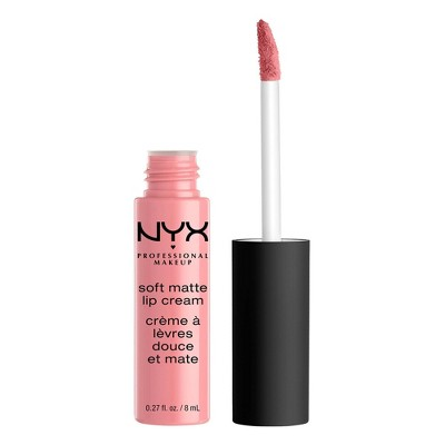 NYX Professional Makeup Soft Matte Lip Cream Lightweight Liquid Lipstick - 0.27 fl oz