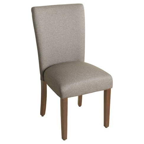 Parsons Chair with Espresso Leg - HomePop - image 1 of 4
