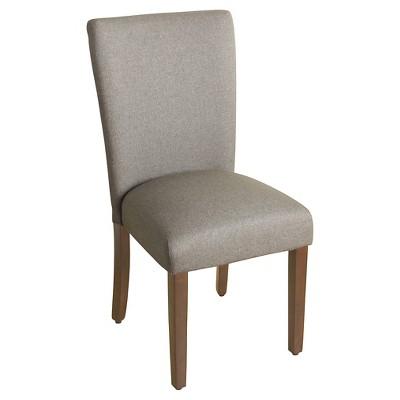 Beau Parsons Chair With Espresso Leg   HomePop