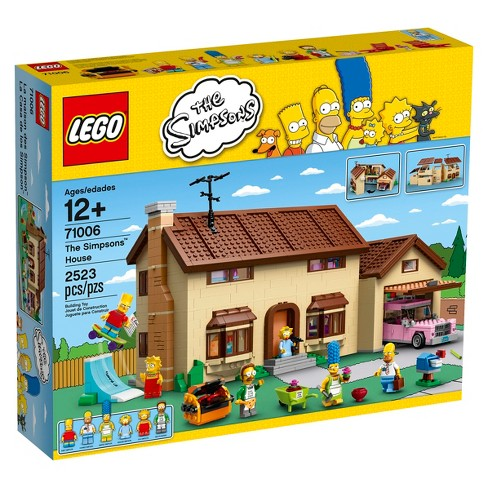 LEGO® The Simpsons™ House 71006 - image 1 of 7
