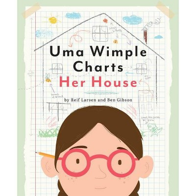 Uma Wimple Charts Her House - by  Reif Larsen & Ben Gibson (Hardcover)