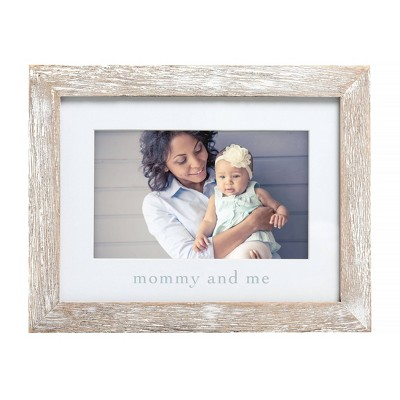 "Pearhead Mommy & Me Picture 4"" x 6"" Frame"