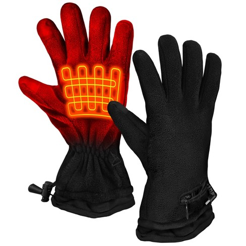 ActionHeat AA Battery Heated  Fleece Glove - image 1 of 4
