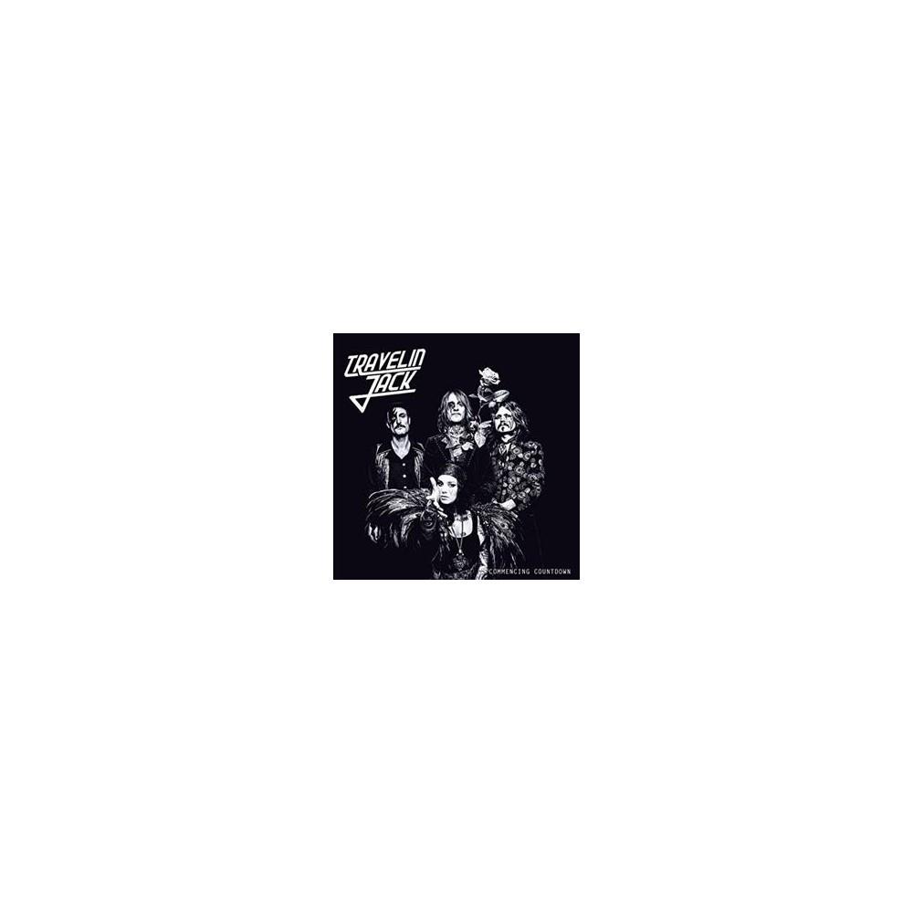 Travelin Jack - Commencing Countdown (Vinyl)