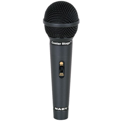 Nady MSC3 Center Stage Microphone - Gray - image 1 of 2