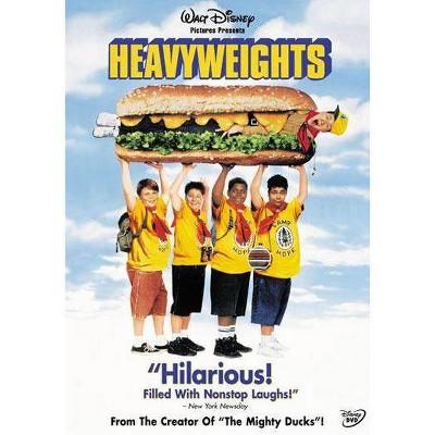 Heavyweights (DVD)(2003)