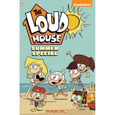 The Loud House Summer Special - by  The Loud House Creative Team (Paperback)