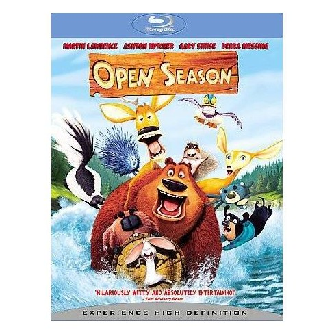 Open Season 2006 Blu Ray Target