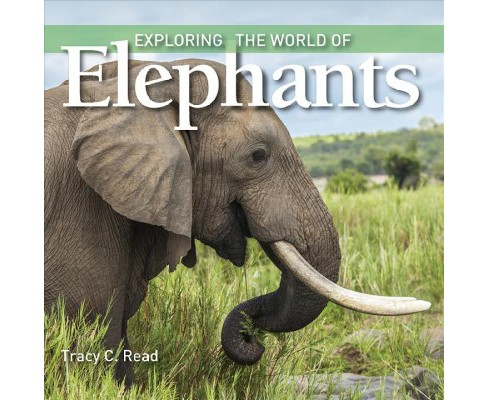 Exploring the World of Elephants (Hardcover) (Tracy C. Read) - image 1 of 1