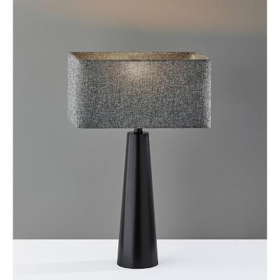 Lillian Table Lamp Black - Adesso
