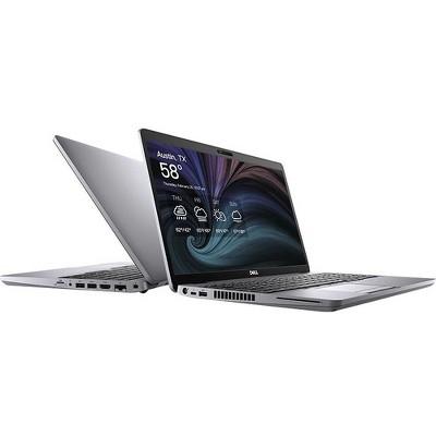 "Dell Latitude 5000 5511 15.6"" Notebook - Full HD - 1920 x 1080 - Intel Core i7 (10th Gen) i7-10850H Hexa-core (6 Core) 2.70 GHz - 16 GB RAM"