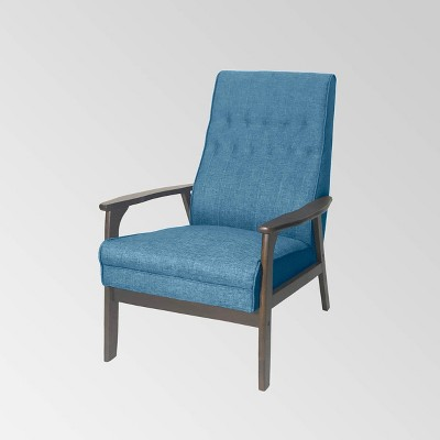 Hoye Mid Century Modern Accent Chair - Christopher Knight Home