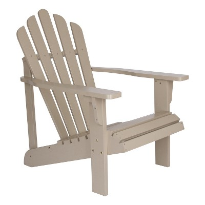 Adirondack Chair - Gray - Shine Company