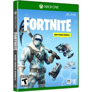 Fortnite: Deep Freeze Bundle - Xbox One