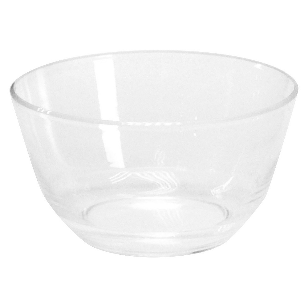 Acrylic Large Serve Bowl 216oz - Clear - Room Essentials, Medium Clear